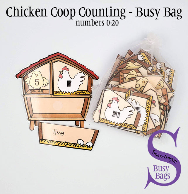 Chicken Coop Counting