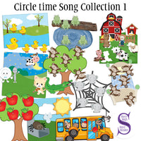 Circle Time Song Collection 1
