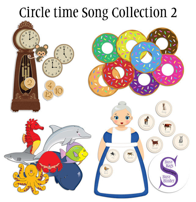 Circle Time Song Collection 2