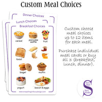 Custom Meal Choices