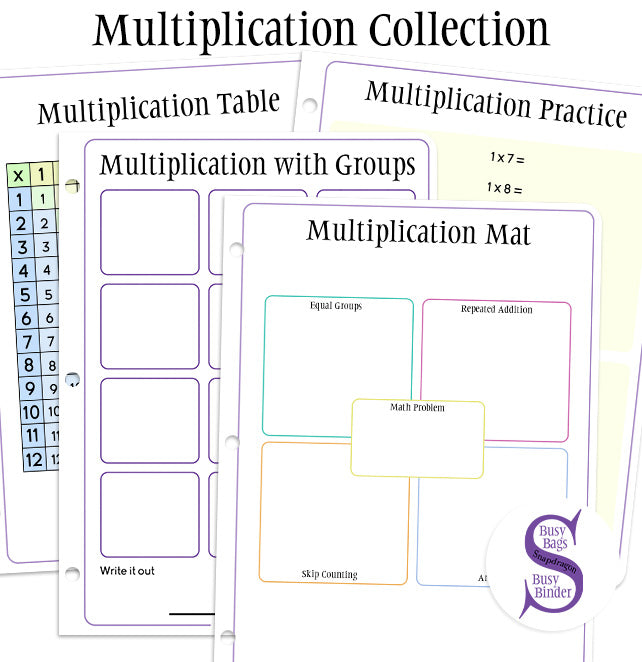 Multiplication Collection