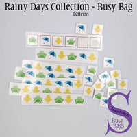 Rainy Day Collection - Busy Bag