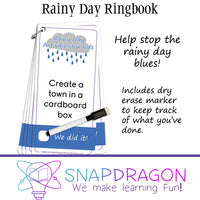 Rainy Day Ringbook