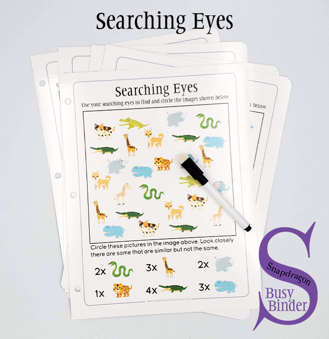Searching Eyes
