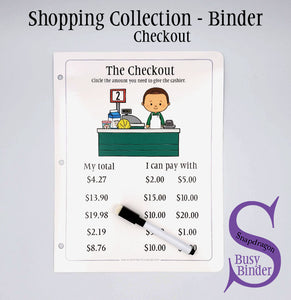 Shopping Collection - Binder