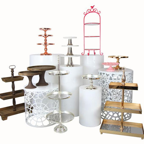 Cake Stands & Lolly Jars
