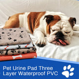 WASHABLE DOG PEE PADS