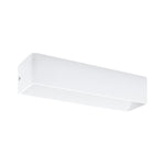 LAMPARA LED MURO INTERIOR EGLO SANIA 3 12W BLANCO 3000K