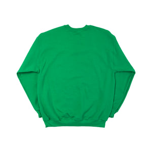 Nujabes Small Logo Crewneck - Green