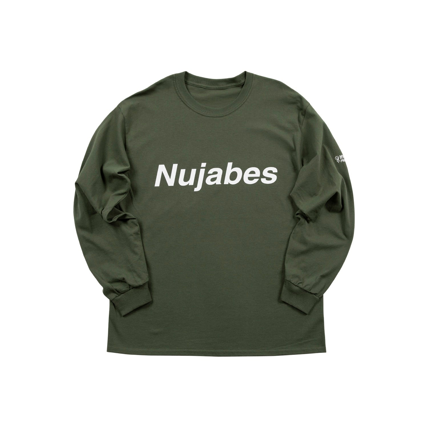Nujabes Long Sleeve - Moss Green