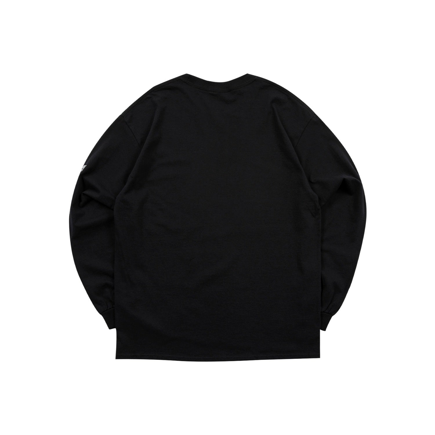 Nujabes Long Sleeve - Black