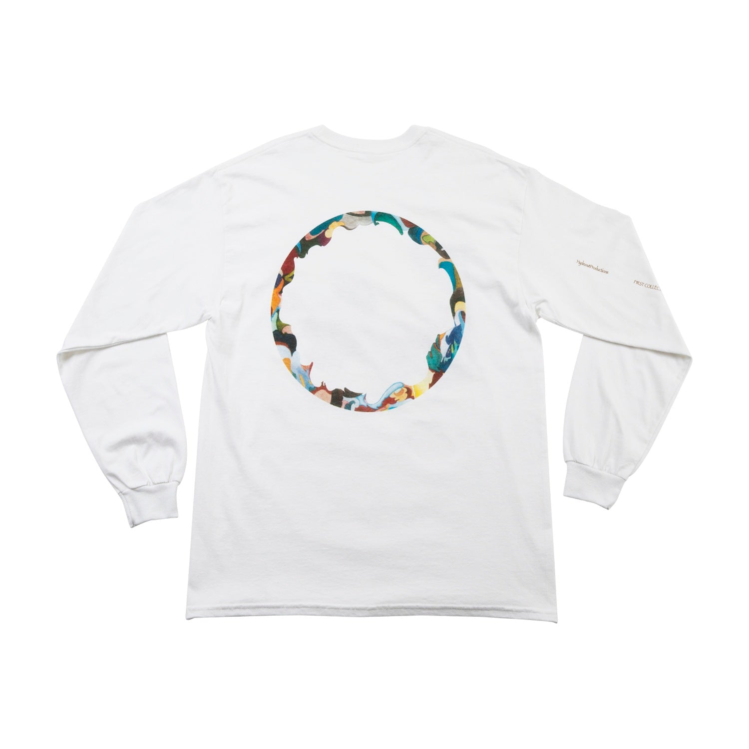 First Collection Long Sleeve - White