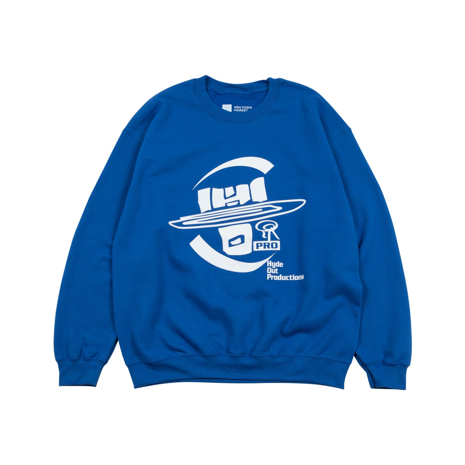Hydeout Dimension Ball Crewneck - Blue