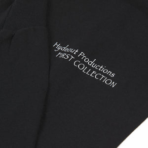 First Collection Disc Long Sleeve - Black