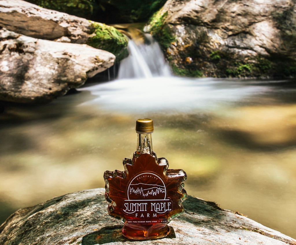 Vanilla infused Vermont Maple Syrup