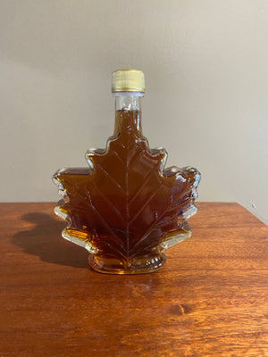 Sweet Cinnamon Infused Maple Syrup