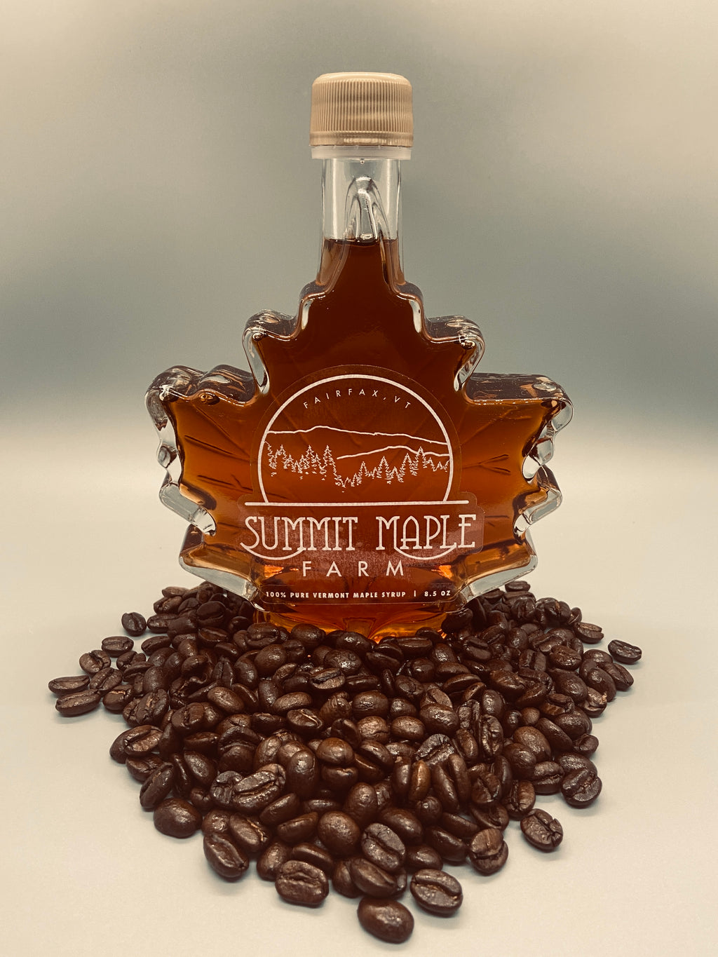 coffee infused vermont maple syrup made with got your six coffee