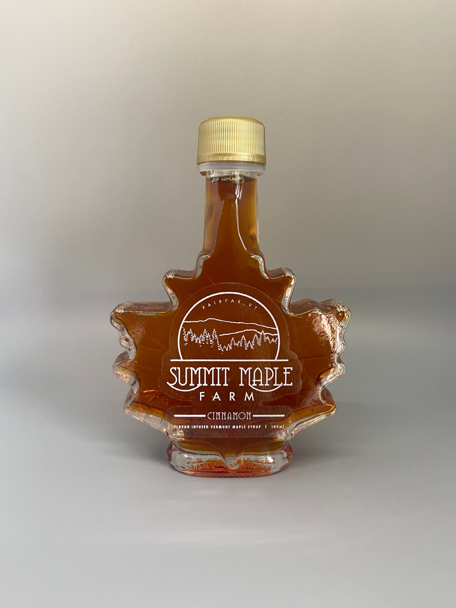 Cinnamon Infused Vermont Maple Syrup