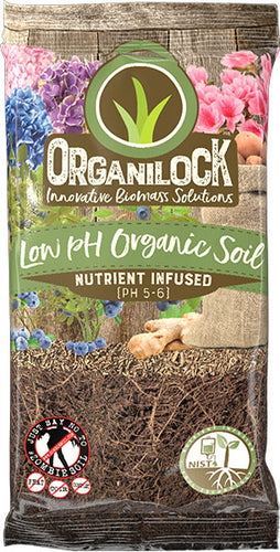 Low pH Organic Soil