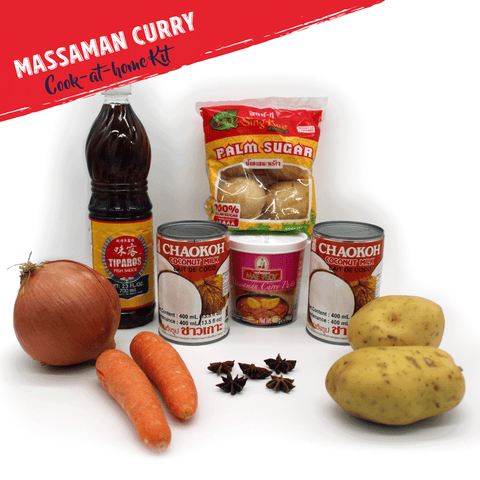 Massaman Curry Recipe Kit