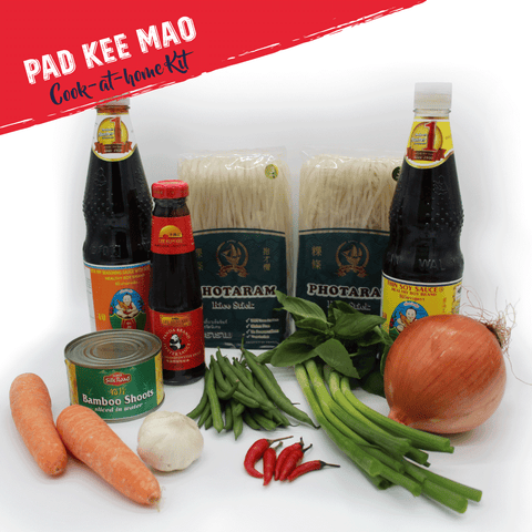 Pad Kee Mao Recipe Kit