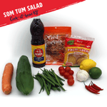 Som Tum Salad Recipe Kit
