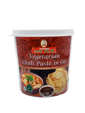 Mae Ploy Vegetarian Chilli Paste In Oil 1KG