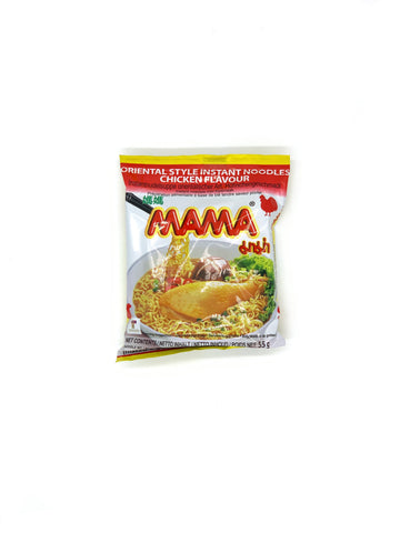 Mama Chicken Flavour Instant Noodles 55G