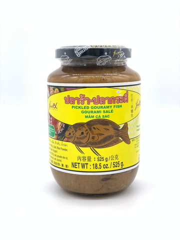 Pickled Gouramy Fish 454G