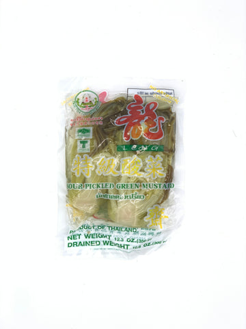 Sour Pickled Green Mustard 300G