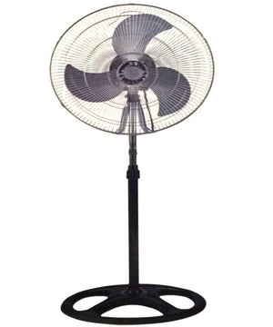 "Unique Imports Industrial Standing Fan 18"" Shop Commercial House High Velocity Oscillating Blower- 2 Year Warranty"