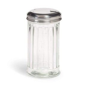 Modern Retro Glass Sugar Dispenser - 10 oz.