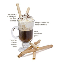 Load image into Gallery viewer, Irish Coffee & Dessert Glass Mugs 8 Oz (set of 6)