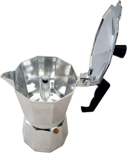 Italian Style 6 Cup Stove Top Espresso Coffee Maker