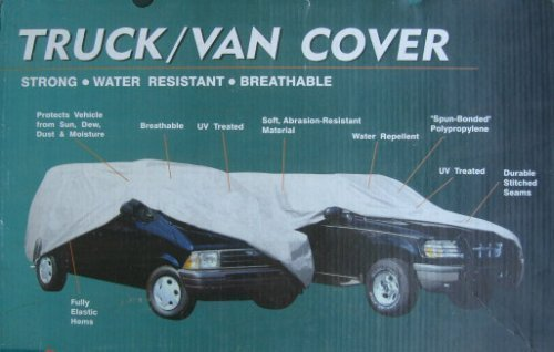 Semi-custom fit indoor and outdoor SUV cover - JEEP CHROKEE 97-01