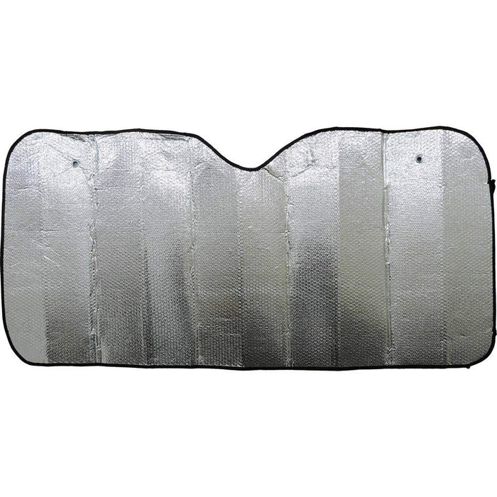 Jumbo Foldable Bubble Aluminum Foil Car Sunshade SS-003SL