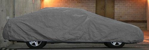 Premium Car Cover by DuraCraft Fits Focus 01-06 Includes Storage Bag