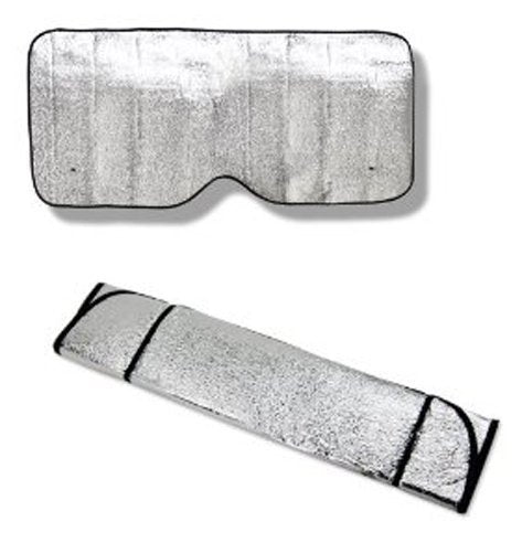 Insulated Foil Car Sunshade - Cool & Protect Dash & Interior