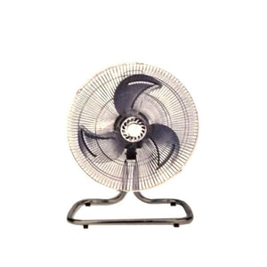 "Unique Imports Industrial Fan 18"" Floor Stand Mount Shop Commercial High Velocity Oscillating Blower- 2 Year Warranty"
