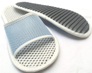 Soft Home Bath Slippers Lightweight Comfort Bath Spa Slippers