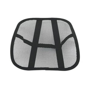Franklin Covey Black Cool Mesh Back Support System