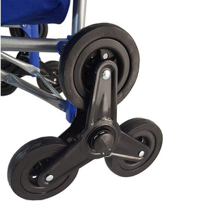Stair Climber Shopping Cart Dolly Trolley Multipurpose Tri Wheel