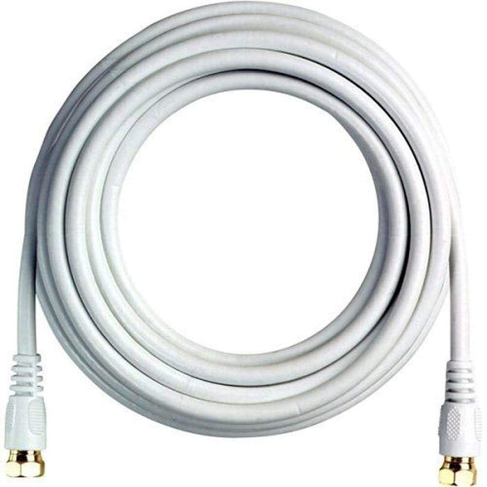 BoostWaves 18ft Rg6 High Definition HDTV Satellite Coaxial Cable - Low Loss