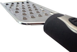 LavoHome Premium Classic Handheld Grater, Stainless Steel