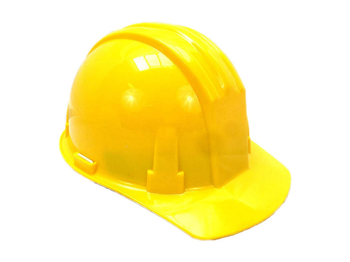 EN397 Certified Yellow Hard Hat - For Industrial or Construction Working ABS Plastic