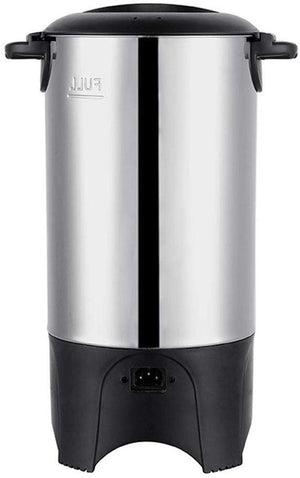 6 Liter Stainless Steel Electric Coffee Maker Urn with Dispensing Spigot