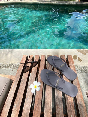 FlipFlop med LoveKnot Mangosteen - Resort Collection - www.kaandabeachlife.se