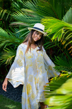Ladda upp bild till gallerivisning, Bianca Kaftan Yellow - Resort collection