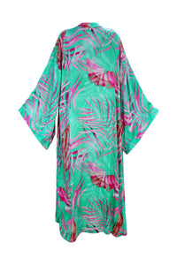 Frisco Lång Kimono - Resort Collection