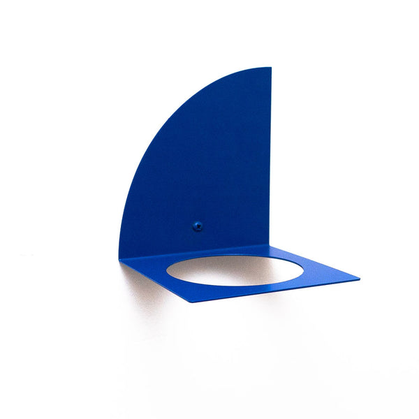 Arc Planter | Cobalt Blue